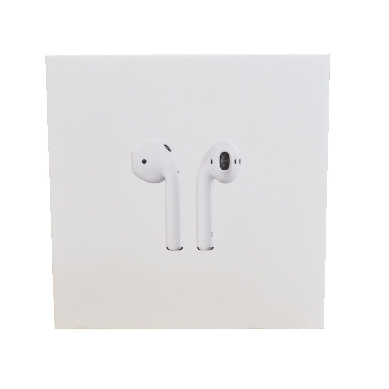 Apple AirPods White Genuine In-Ear Wireless Bluetooth Headsets w/ Case MMEF2AM/A