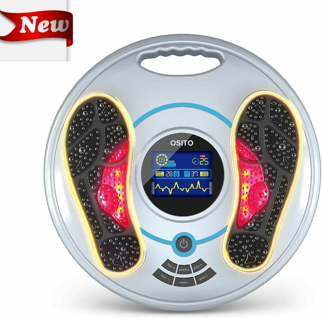 OSITO Foot Massager Machine - Feet Legs Circulation Devices