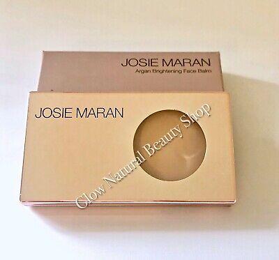 Josie Maran Argan Brightening Face Balm .30 oz / 8.4 gram New in Box