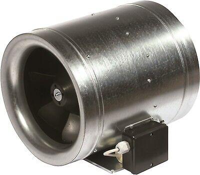Lüfter Motor Rohrventilator Ventilator VRR1725 1740m³/h für Dunstabzugshaube