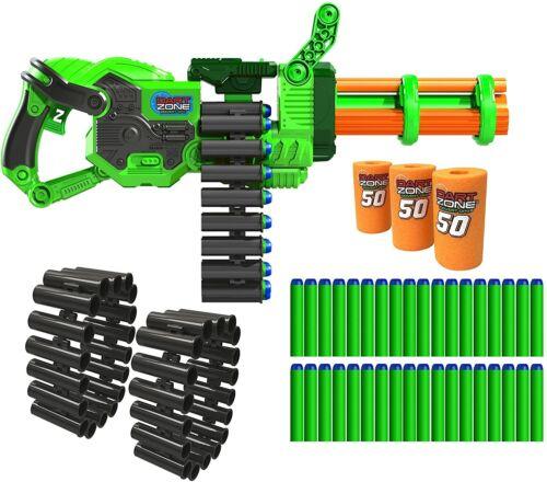 Nerf Dart Machine Gun Motorized Fully Automatic Toy Guns for Boys Blaster 18roun