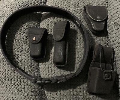 Uncle Mikes Law Enforcement Nylon Duty Gear Belt Cases Bianchi