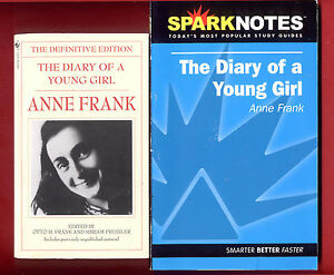 An analysis of the diary of anne frank by anne frank
