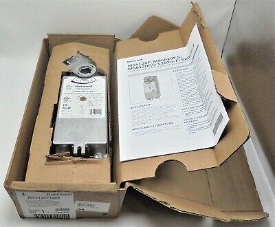Honeywell Ms8120f1200 Damper Actuator 24v 175 Lb-in