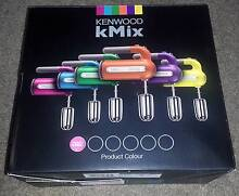 NEW! KENWOOD KMIX HANDHELD KITCHEN MIXER 350W PINK FUSCHIA HM809 Turrella Rockdale Area Preview