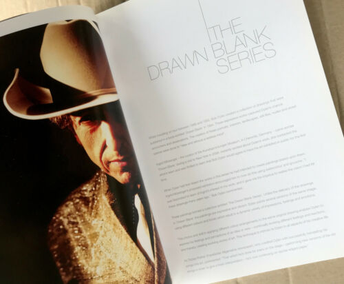 Rare Bob Dylan U.K. Gallery Catalogs Art Books Paintings Collectable 2013 Not LP