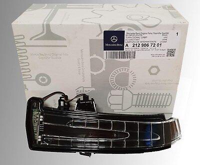 Original Mercedes-Benz Blinker Spiegelblinker E-Klasse W212 S212 C207 A207 links