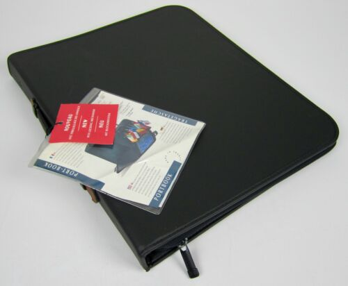 "Prat Paris MACAO 309 Professional Presentation Portfolio Portbook- 14x11"" France"