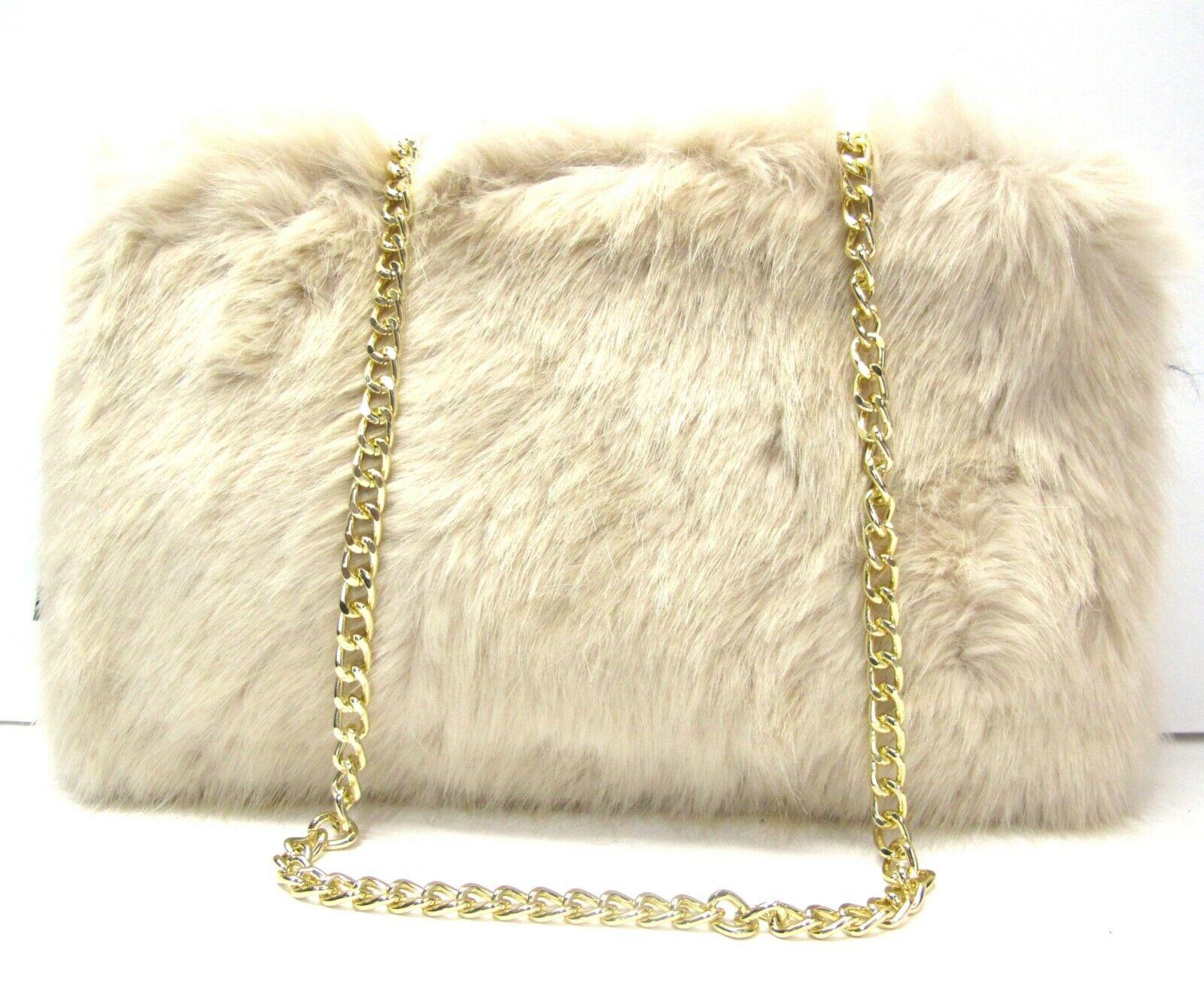 Women's Faux Fur Tote Bags Handbags & Purses for Women