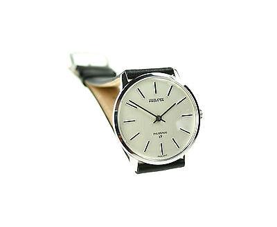 PROVITA mit Peseux 7040 - Vintage-Armbanduhr mit Handaufzug aus den 1970ern