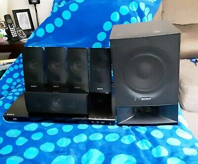 Sony Blue Ray 3D Home Theater BVD-E385