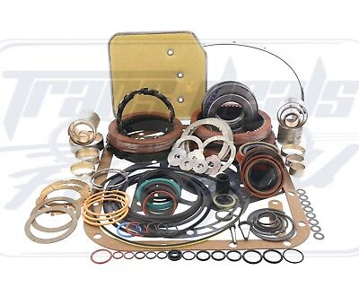 Dodge A500 40RH 42RH 42RE 44RE Performance Transmission Rebuild Kit Deluxe 92-On for sale  Redding