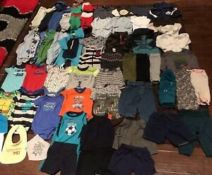 6 to 12 months baby boy lot