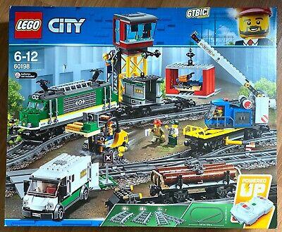 LEGO City Cargo Train Ref 60198