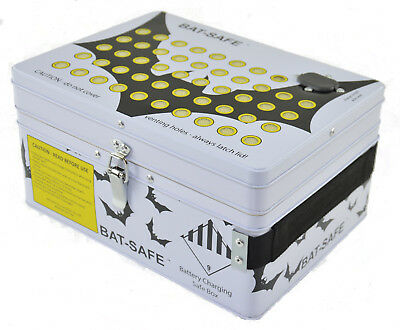 BAT SAFE LiPo Ladeschutzkoffer direkt vom Hersteller