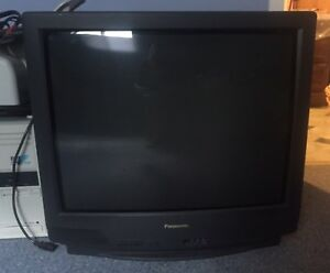 "Panasonic 27"" TV Model: CT- 27D10DB"