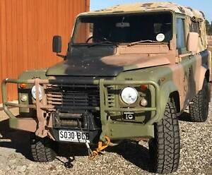 Land Rover Turbo Perentie