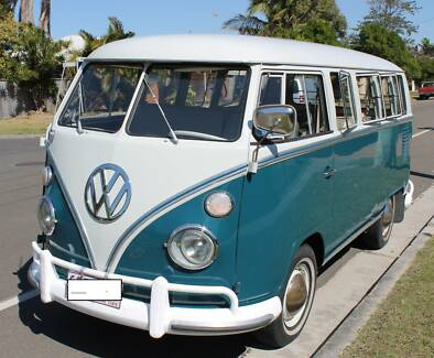 1967 Volkswagen kombi 13 window deluxe