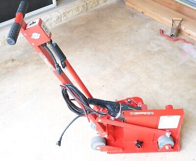 Gorilla Gct-10 10 Dustless Electric Concrete Joint Saw - Lightly Used