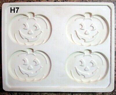 Unbranded #P1 Jack-O-Lantern Halloween Ceramic Mold (H7)](Halloween Ceramic Molds)