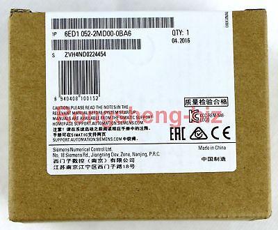 Siemens 6ed1052-2md00-0ba6 Logo Logic Plc Module 8ip 4op 12v24v New In Box