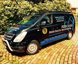 Posh Wash Mobile Mordialloc Kingston Area Preview