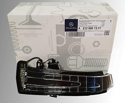Original Mercedes-Benz Blinker Spiegelblinker CLS C218 X218 W218 LED links