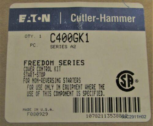 EATON CUTLER HAMMER C400GK1 Freedom Series START STOP Cover Control Kit