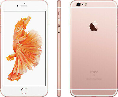 Apple iPhone 6s - 64GB - Rose Gold