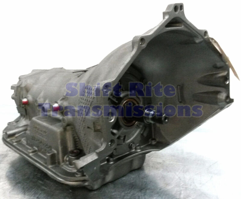 4l80e 1999 5.7l 6.0l Transmission Gmc Sierra 2500 3500 Remanufactured Mt1