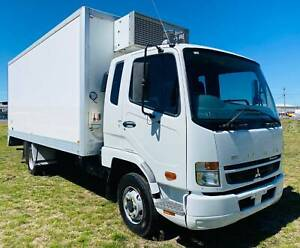 Mitsubishi Fuso Fighter FK61F 1024 4x2 Refridgerated Pantech Truck. Inverell Inverell Area Preview