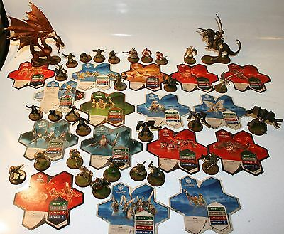 Heroscape Rise of the Valkyrie 30 Figure Set with Army Cards