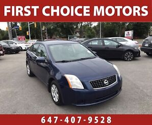 2008 Nissan Sentra S. ~AUTOMATIC, LOADED, FULLY CERTIFIED~