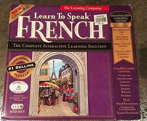 Learn to Speak French Kit
