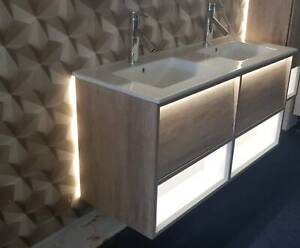 1200 mm LED Double vanity- Limited Time Sale
