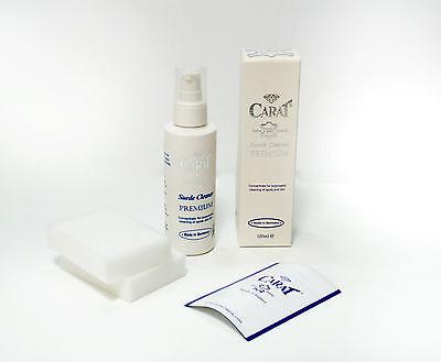 [SUEDE CLEANER] Carat premium suede cleaner 120ml/nubuck