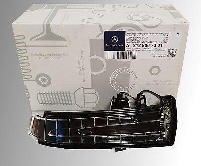 Original Mercedes-Benz Blinker Spiegelblinker GLK X204 schwarz LED rechts