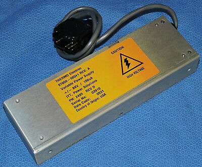 Thermo Electron Variable 8kv 100a Power Supply Tsq Quantum Ultra 97000-98041