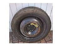 Space saver wheel & tyre for rover 75 near unused five pounds