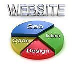 New Website, SEO and Facebook Page @$300