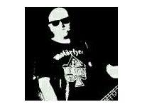 Mature Postpunk Darkwave Guitarist available