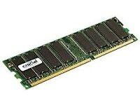 (1 X 1Gb) Crucial 1GB DDR 333MHz (PC2700) 184-pin RAM