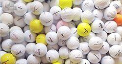 Golf Balls - Titleist, Callaway Srixon, Nike, Taylormade