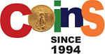 COINS SINCE 1994 FROM KEN