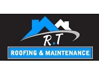 RT Roofing and Maintenance
