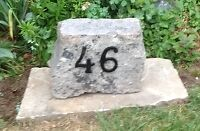 Gorgeous stone with house numbers for sale London Ontario image 1
