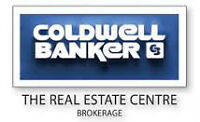 COLDWELL BANKER THE REAL ESTATE CENTRE WANTS YOU! JOIN US TODAY!