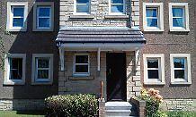 2 bedroom furnished flat central Kirkcaldy