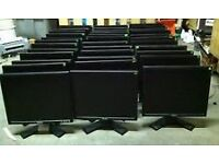 "Grade A TFT Monitor, 17"", 19"", Widescreen. Bulk job lot available"