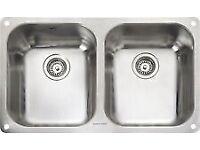 Brand new Rangemaster kitchen sink